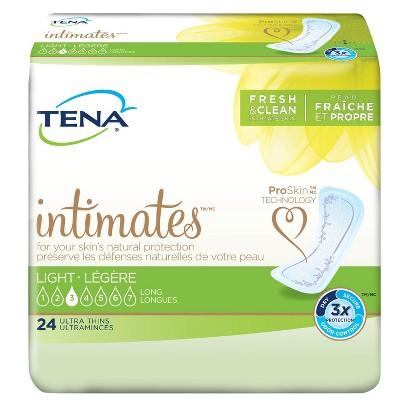 Tena Serenity® Active Ultra Thin Long Pads - 24 Count