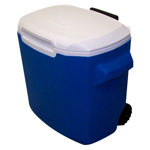 Coleman® Wheeled Cooler - 28 Quart