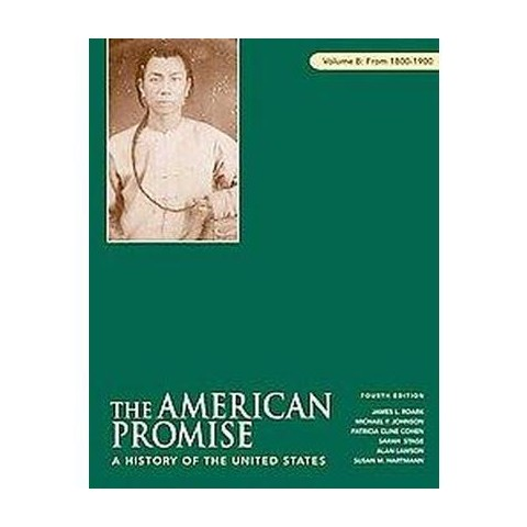 The American Promise (B) (Paperback)
