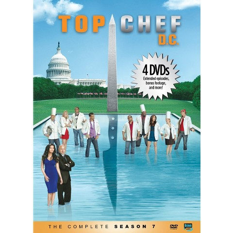 Top Chef: Season 7 - D.C. [4 Discs]