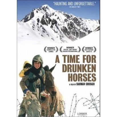 A Time for Drunken Horses (Widescreen)