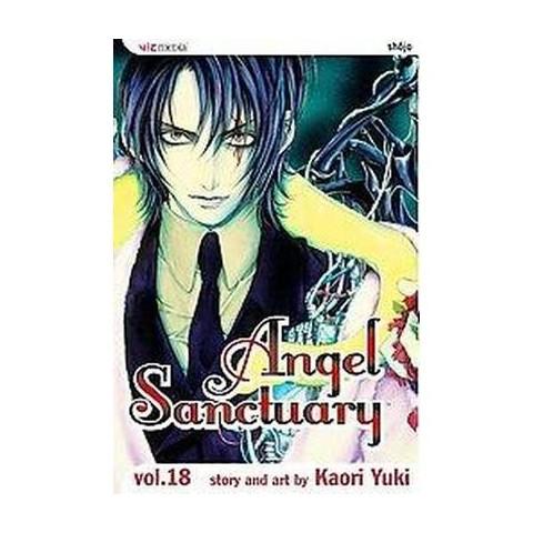 Angel Sanctuary 18 (Paperback)