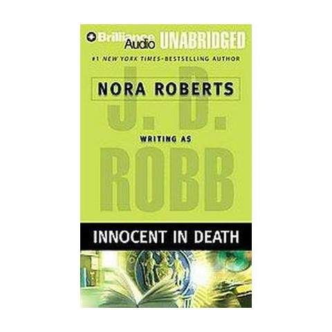 Innocent in Death (Unabridged) (Compact Disc)