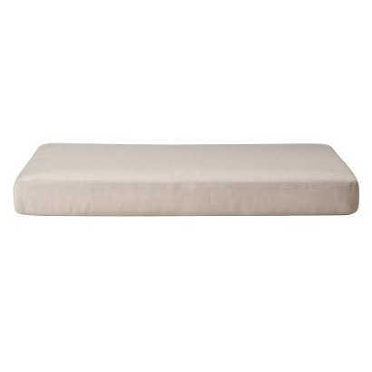 Smith & Hawken® Premium Quality Solenti™ Chair Cushion - Cream