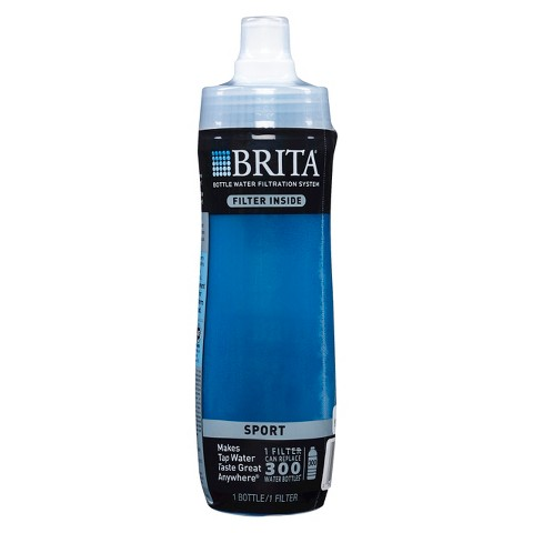 Brita Bottle 20oz - Blue/Green