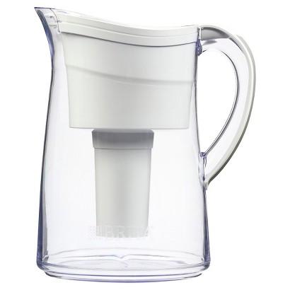 Brita White Vintage Pitcher - 10 cups