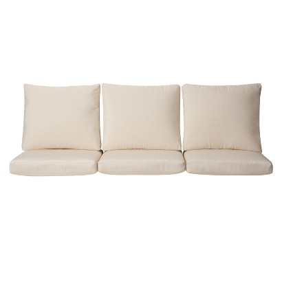 Smith & Hawken® Premium Quality Solenti™ 6-pc. Sofa Cushion Set - Cream