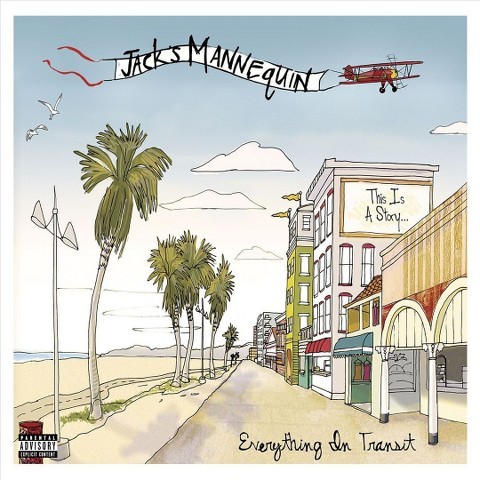 Everything In Transit [Explicit Lyrics] (Vinyl)