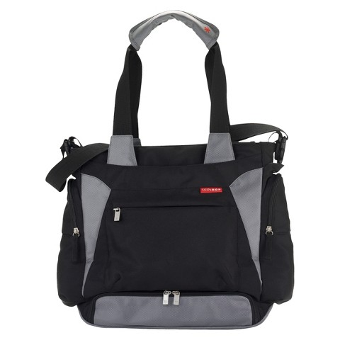 Skip Hop Bento Meal-to-go Diaper Tote Black