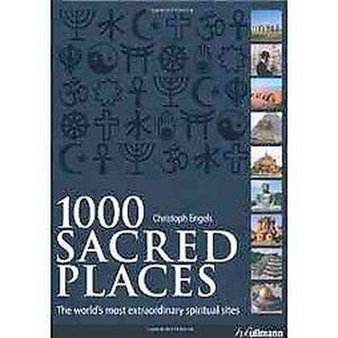 1000 Sacred Places (Hardcover)