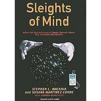 Sleights of Mind (Unabridged) (Compact Disc)