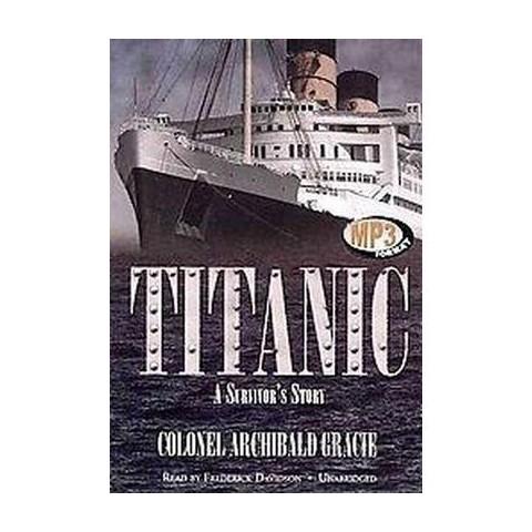 Titanic (Unabridged) (Compact Disc)