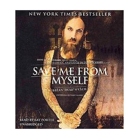 Save Me from Myself (Unabridged) (Compact Disc)