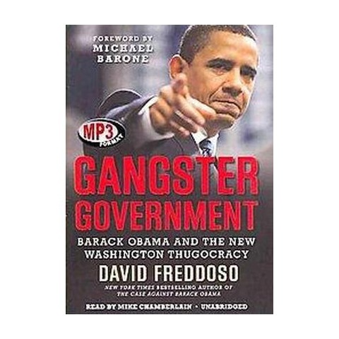 Gangster Government (Unabridged) (Compact Disc)