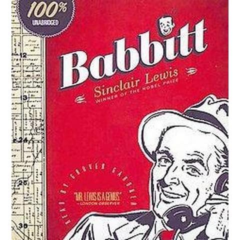 Babbitt (Unabridged) (Compact Disc)
