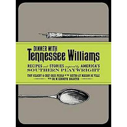 Dinner With Tennessee Williams (Paperback)