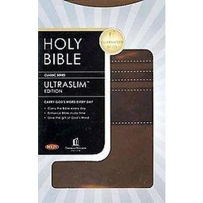 Holy Bible (Indexed) (Paperback)