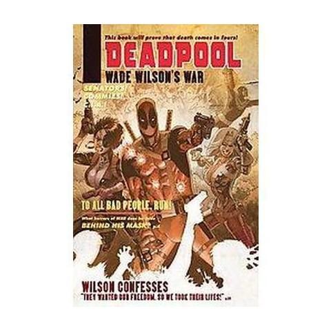 Deadpool (Hardcover)