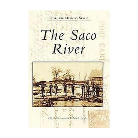 The Saco River, Maine (Paperback)