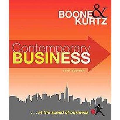 Contemporary Business (Mixed media product)