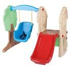 Little Tikes Hide & Seek Climber & Swing