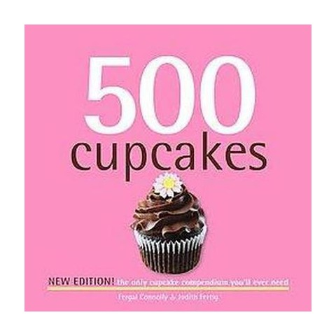 500 Cupcakes (Updated) (Hardcover)