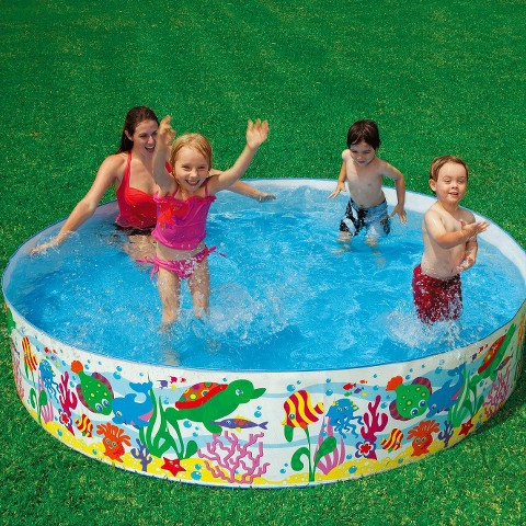 naked kids pool images