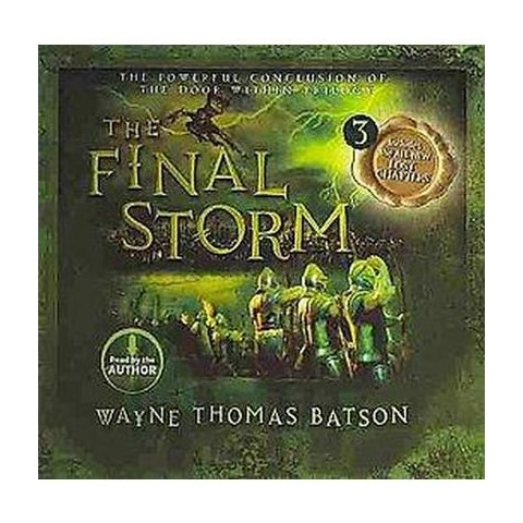 The Final Storm (Unabridged) (Compact Disc)