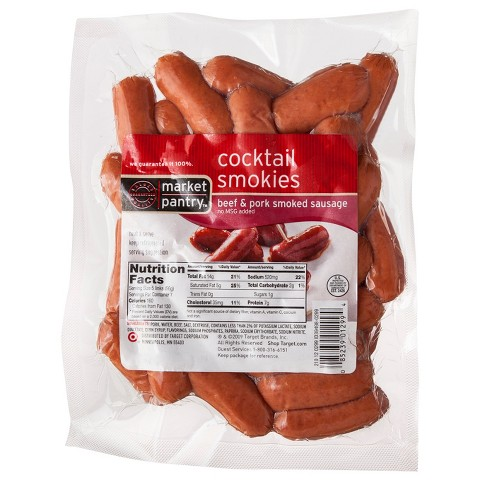 Market Pantry Little Smokies 14 oz