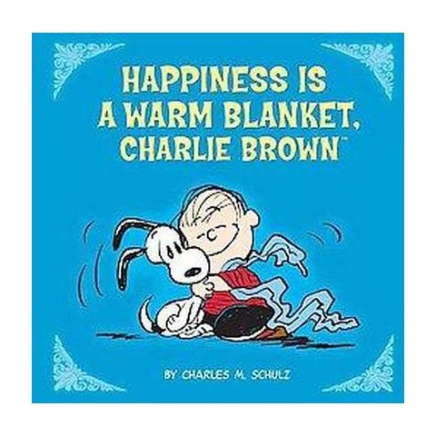 Happiness Is a Warm Blanket, Charlie Brown (Media Tie-In) (Hardcover)