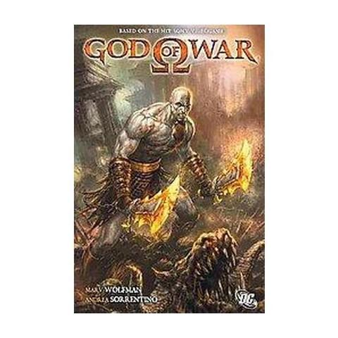 God of War (Reprint) (Paperback)