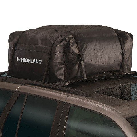 Highland Car Top Carrier Rainproof 15CubicFt