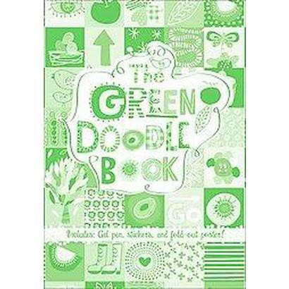 The Green Doodle Book (Paperback)
