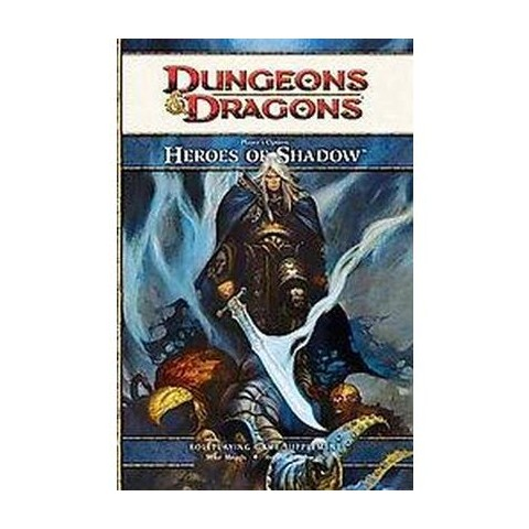 Player's Option: Heroes of Shadow (Hardcover)