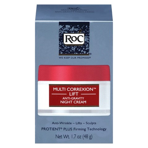Roc® Skincare LIFT Anti-Gravity Night Cream - 1.7 fl oz