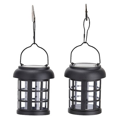 2-Pack Umbrella Solar Lantern