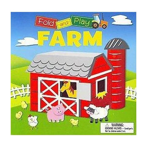 Fold-and-Play Farm (Mixed media product)