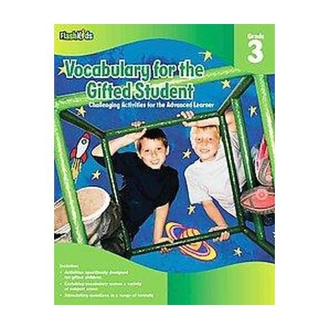Vocabulary for the Gifted Student Grade 3 (Paperback)