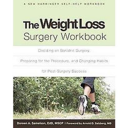 The Weight Loss Surgery Workbook (Paperback)