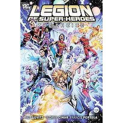 Legion of Super-Heroes (Hardcover)