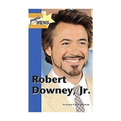 Robert Downey Jr. (Hardcover)