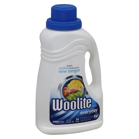 Woolite Everyday Liquid Laundry Detergent 50 oz