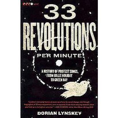 33 Revolutions Per Minute (Paperback)