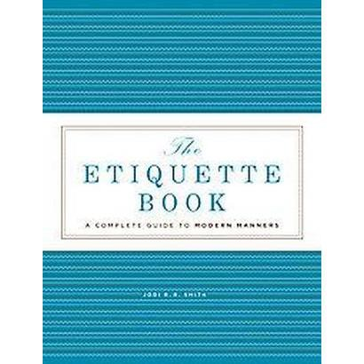 The Etiquette Book (Hardcover)