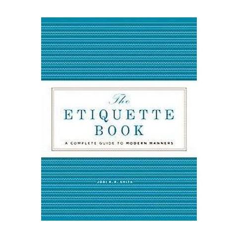 The Etiquette Book (Hardcover)