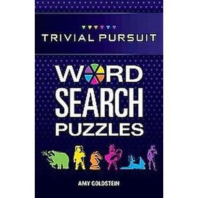 Trivial Pursuit Word Search Puzzles (Paperback)