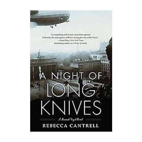 A Night of Long Knives (Reprint) (Paperback)