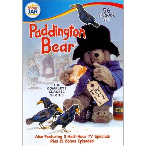 Paddington Bear: The Complete Classic Series (3 Discs)
