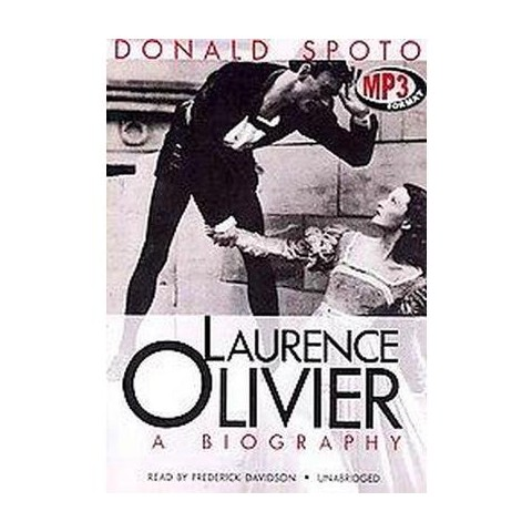 Laurence Olivier (Unabridged) (Compact Disc)
