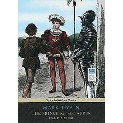 The Prince and the Pauper (Unabridged) (Compact Disc)